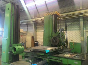 Mandrinadora Union Heckert BFT 125 / III