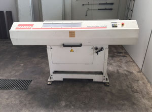 Used Sameca Multisam 2000 bar feeder
