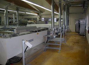 Thieme 5040 Screen printing machine