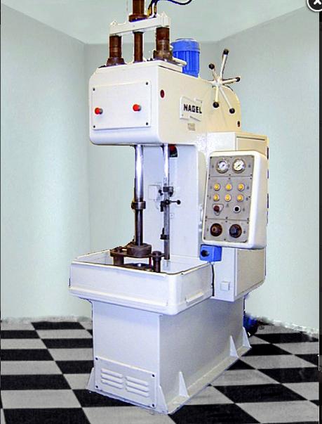 NAGEL VS 8-35-S Vertical Honing Machine - Exapro