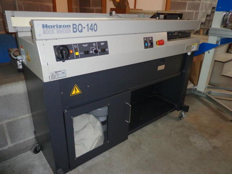Horizon Bq 140 Perfect Binder Thermal Binder Exapro