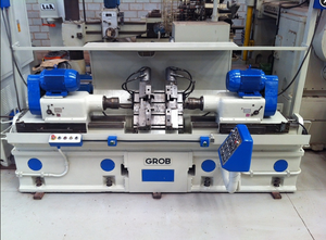 GROB AZM 800 Facing and centering machine