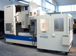 Used Okuma MX45VAE Machining center - vertical