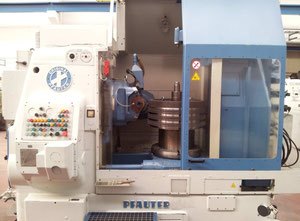 PFAUTER P 630 Horizontal gear hobbing manual machine