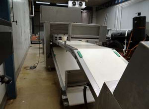 used Tromp - Complete puff pastry/sandwich bread production line
