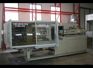 Negri Bossi V 160-610 Injection moulding machine