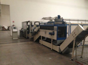 O.M.B. Battaglio PA 110/150 Extrusion - Single screw extruder