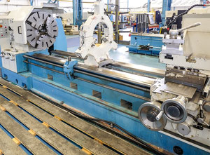 POREBA TRP-93x4M Gap Bed Centre Lathe