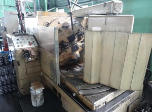 Used ZFTK 500x10 Horizontal gear hobbing manual machine