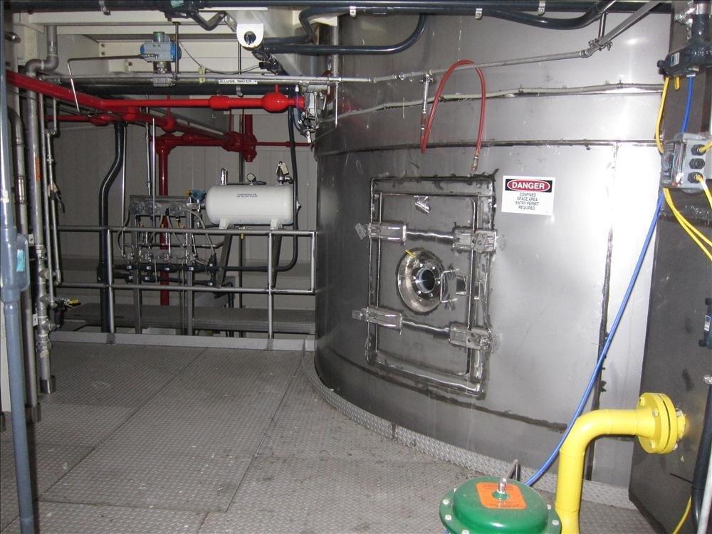 Used Gea Niro Spray Dryer Exapro
