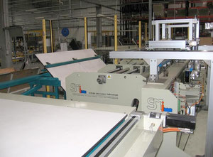 Used SMI ICS 22 Other sheetmetal machinery