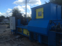 Used ANIS Baling Press 2007