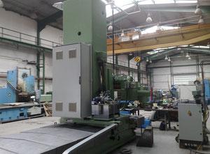 Aléseuse à montant mobile CNC Tos Varnsdorf WD130CNC
