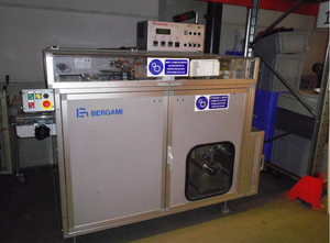 Bergami CM 40 Overwrapping machine/ cellophane machine