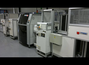 Used Orbotech Trion 2340 Inspection machine