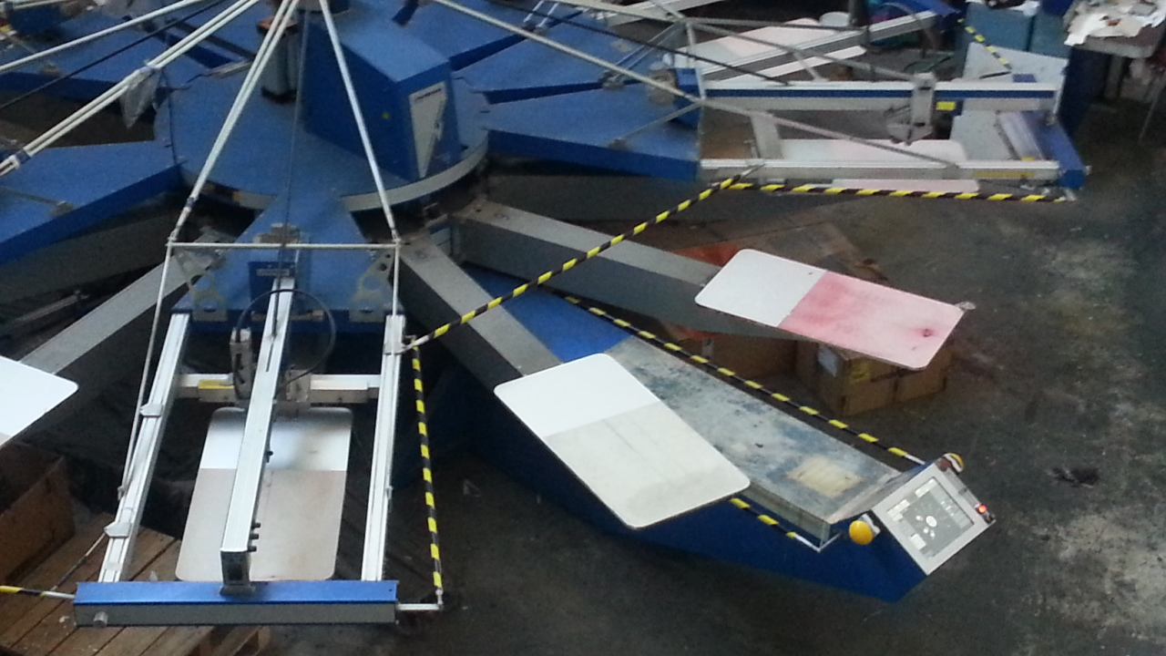 mhm screen printing machine prices