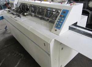 COUVERTEC 100006R2OS Envelopes making and printing machine
