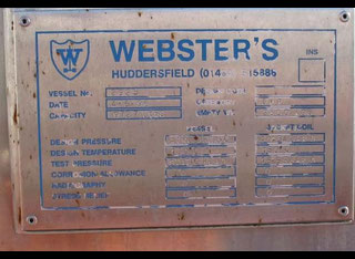 Websters jacketed 316 P51019116