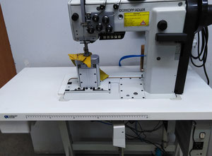 Used Durkopp Adler 768, 268 Machine for leather