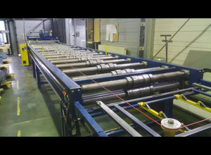 Bud-masz T18 Automatic line for corrugated sheets