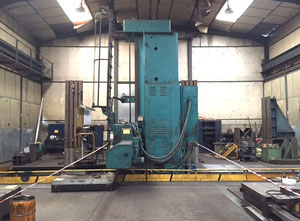 Defum WH150 X: 7000 - Y: 3000 - Z: 1200 mm Table type boring machine