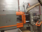 SANDRETTO 350T S7 HP SEF90 1960 Injection moulding machine