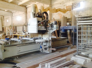 Holzher 7023-320K Wood CNC machining centre