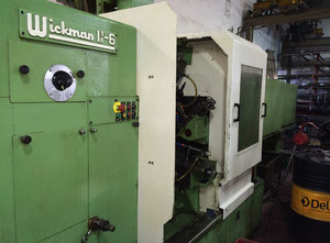 Wickman 1'' 3/8 - 6 Multispindle automatic lathe