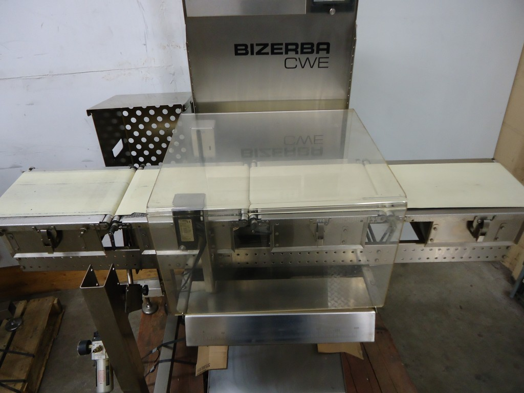 bizerba cwe checkweigher exapro. Black Bedroom Furniture Sets. Home Design Ideas