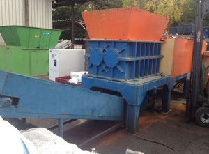 Enerpat metal shredder