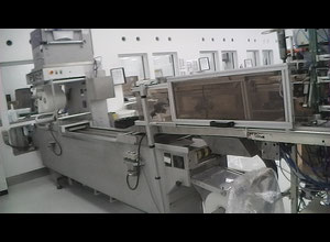 Multivac M 855 PC Thermoforming - Form, Fill and Seal Line