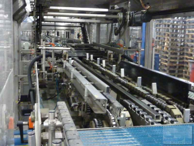 krones filling machine