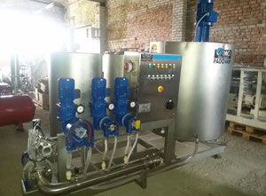 Tmci Padovan Dosing Unit Of Clarifying Substances Wine, beer or alcohol making machine
