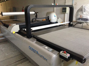 Used Gerber GT-5250 Automated cutting machine