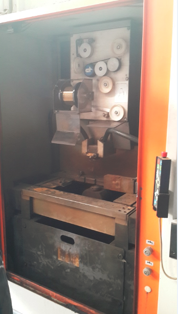 Used Charmilles Robofil 290 Wire cutting edm machine - Exapro