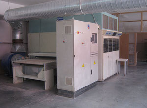 Macchina per la verniciatura SUPERFICI TWIN SPRAY 2000