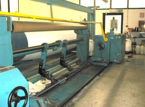 Benniger bentronic Sectional warping machine