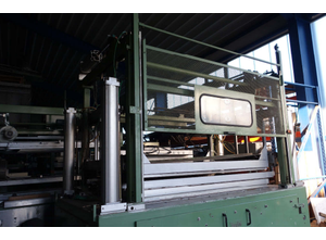 Illig UA 200 g Thermoforming - Sheet Processing Machine