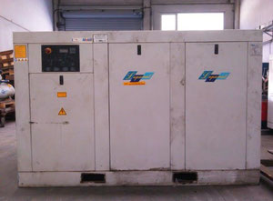 Used Lupamat LKV 157 M1 screw compressor