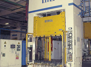 Used Eitel RZ 400A Stamping press