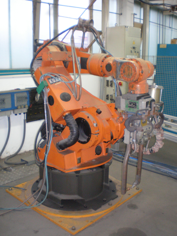 Used Kuka VK 120 Industrial Robot - Exapro