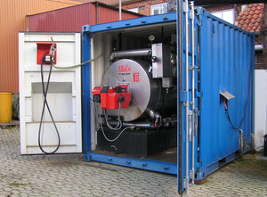 Used steam generator Ab & Co