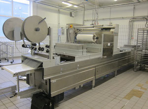 Used Multivac R570 CD Thermoforming - Form, Fill and Seal Line