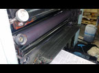 "EDELMANN Form print 17"" Web continuous printing press"