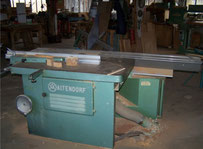 ALTENDORF 2.2 Panel saw