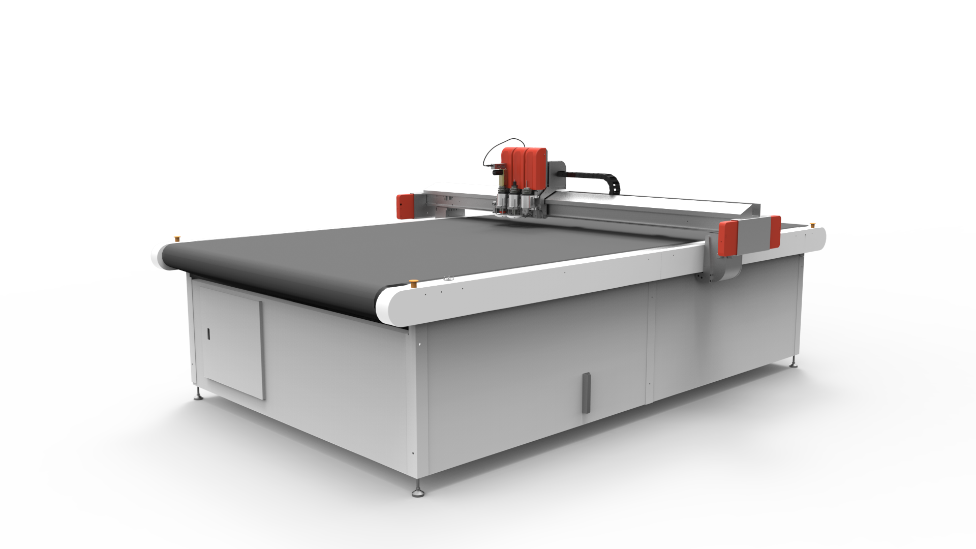 Flatbed Digital Cutter Cutting Plotter Exapro