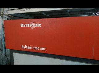 Bystronic Bystar 3015 Bylaser 5200 ARC P51130058