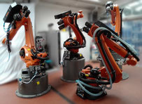 Robot industriale Kuka KR 150 R2700 extra