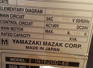 Mazak Integrex 200-IV S P51203108