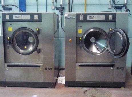 Lavadora girbau hs4055 maquinas de segunda mano exapro Lavadoras de segunda mano